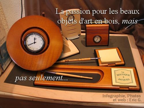 Edwood La Boutique Jacques Artisanat dArt