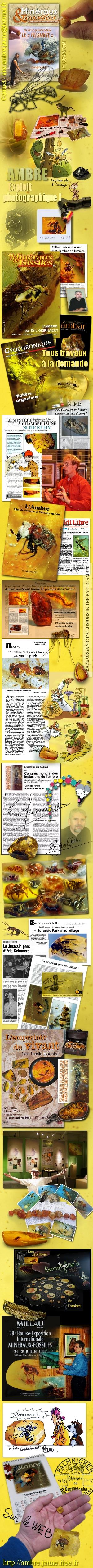 Quelques publication E.G.